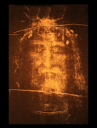 Image of Jesus Christ from the Shroud of Turin