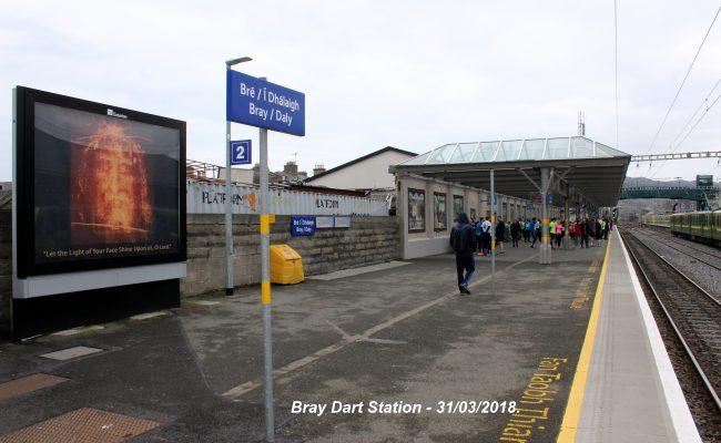 Bray Dart Station 180331