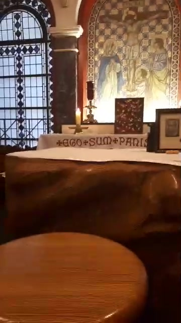 Live weekly Holy Face Holy hour 3.15pm GMT Dublin. Using phone for broadcast as …