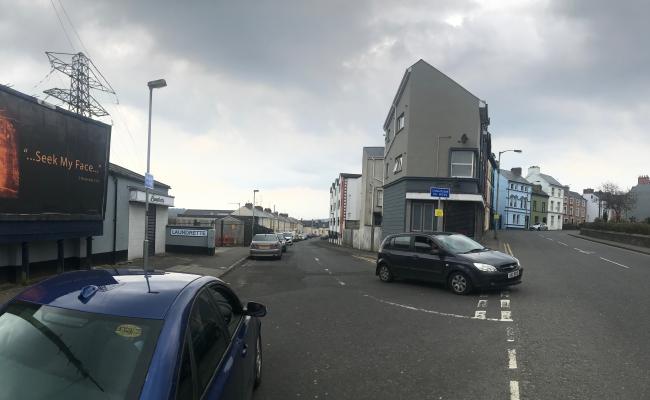 Abbercorn Road Derry 1