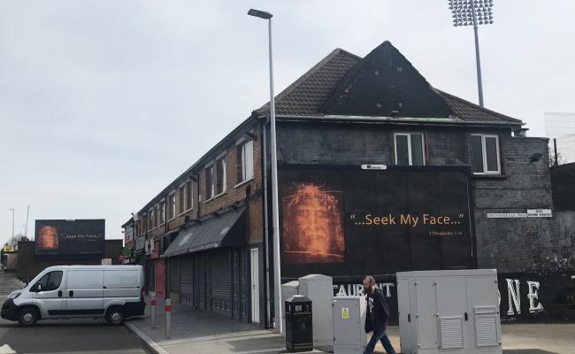 Anderstown Road Belfast 3