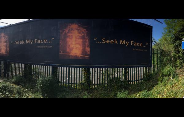 2020 Holy Face Campaign NI