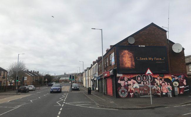 Oldpark Road Belfast 4